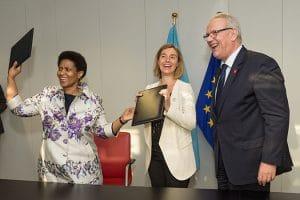 MOU UN Women / EU