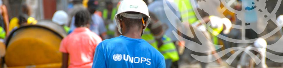 UNOPS Banner Promo