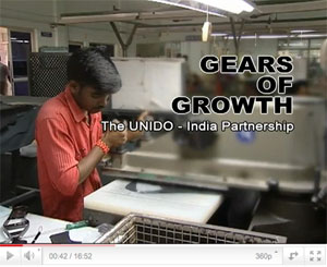 Gears of Growth - link to UNIDO video