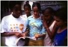 Girls Education programme by UNFPA