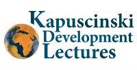 Kapuscinski Development Lectures