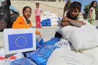 The European Union is UNRWA's largest multilateral donor © UNRWA