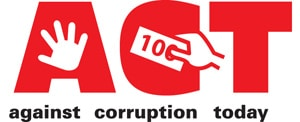 Act Against Corruption Today
