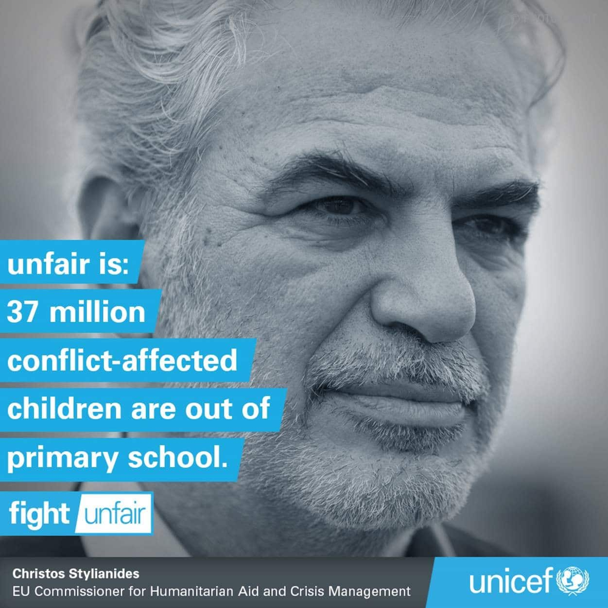 Picture Commissioner Stylianides FightUnfair