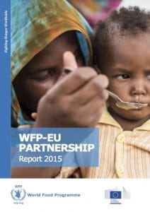 WFP Report 2015 EU Partnership