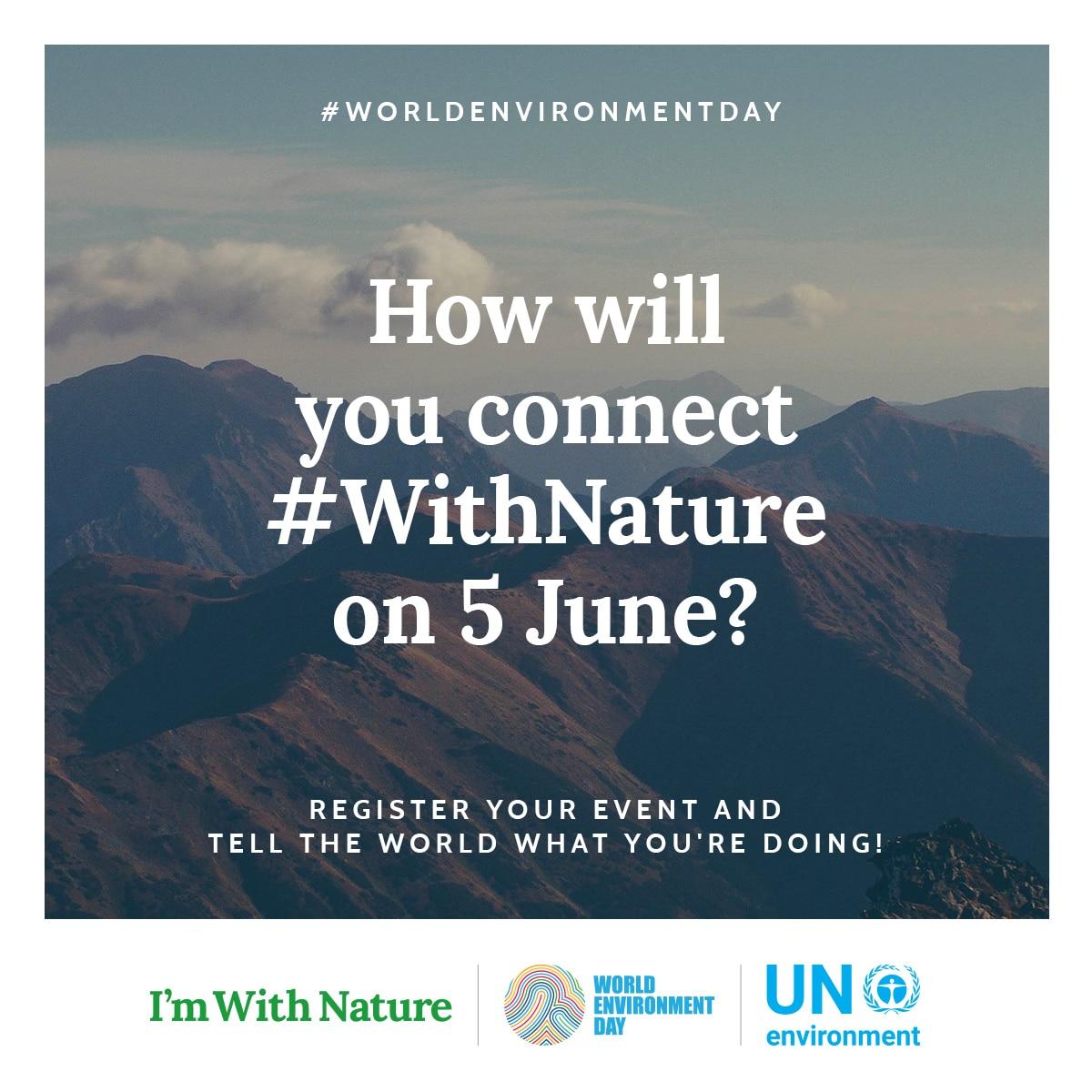 World Environment Day 5 June