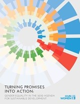 Turn promises into action / Report