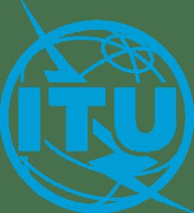ITU logo blue